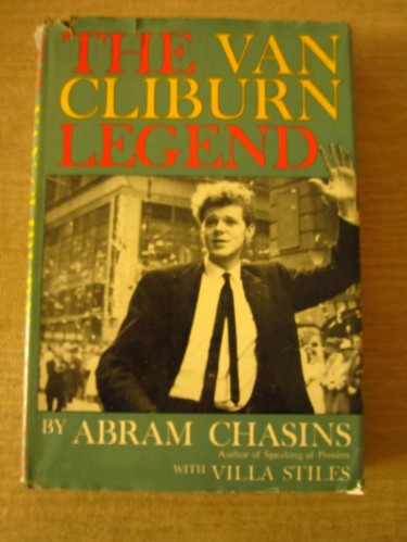 Book by Abram Chasins and Villa Stiles