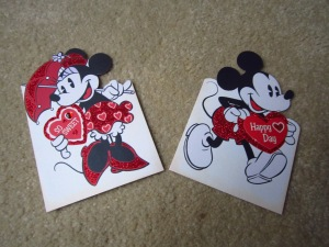 For my Mickeys and Minnies...take one.